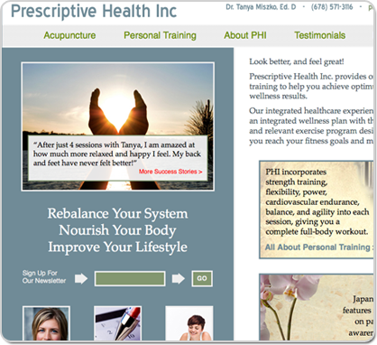 Prescriptive Health Inc